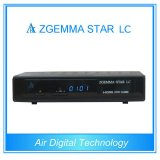 Black Color Linux Cable Receiver Zgemma-Star LC Dvbc HD Decoder