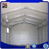 Structure en acier préfabriquée rentable inférieure du garage Q235