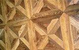 450 * 450 * 15 carrés d'art en bois massif composée de parquet