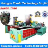 Y81 Métal machine d'emballage hydraulique de la ramasseuse-presse de la ferraille