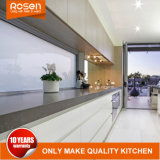 Бесплатный дизайн рукоятки белой краской лак кухонным шкафом