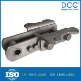 الرول INDUSTRAL الثقيلة هندسة الفولاذ المقاوم للصدأ نقل ناقل سلسلة
