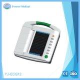 Diagnosedigitalelectrocardiograph-Serie des geräten-Yj-ECG12