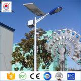A partir de 3m até 10 m Rua Exterior Solar Luz para o jardim/caminho/Estrada com 5 anos de garantia