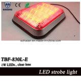 Supporto quadrato della superficie degli indicatori luminosi d'avvertimento dello stroboscopio di alto potere LED (TBF-830L-E)