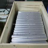 L'environnement avec des rouleaux d'aluminium à usage unique Boîte en carton ondulé