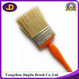 Cor diferente escova de pintura afilada do poliéster