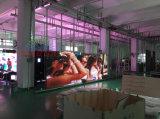 저가 중국 공장 P20 풀 컬러 메시 투명한 LED 커튼 LED 위원회