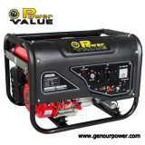 precios del generador de la gasolina 2.5kw (ZH3500-LU)