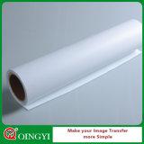 Vinyle imprimable de transfert thermique de couleur légère de qualité de Qingyi Nice