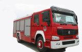 Réservoir professionnel Réservoir d'eau Équipement d'incendie Équipement d'incendie Camion de pompier de 15m5 Eau de taille + Mousse