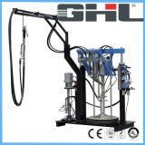 Semi-Auto máquina da selagem do silicone para a maquinaria de vidro de isolamento da produção