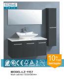 浴室用キャビネット側面のキャビネットとの普及したデザイン浴室の虚栄心
