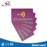 125kHz RFIDのAnti-Skimming盾のカードはのためのRFIDのカードを保護する