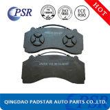 La qualité des pièces de rechange automatique After-Market Heavy Duty Plaquette de frein du chariot