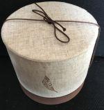 Tejido personalizado +Caja de papel para Velas Aromáticas