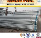 Prezzo galvanizzato Sch40 saldato del tubo d'acciaio da 4/8 di pollice