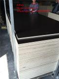 Dubbele Kanten 18mm van het Witte Melamine Gelamineerde Blad van het Triplex voor Meubilair