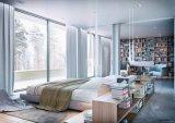 Хорошее уплотнение Теплоизоляция дома окна и двери, теплый дом из алюминия окна