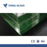 PVB/Sentryglas를 가진 6.38-42.30mm 명확하거나 착색한 안전 박판으로 만들어진 유리