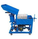 Tratamento de resíduos de óleo do separador de água do óleo de máquina de reciclagem
