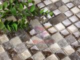 きらめきの水晶割れたガラスモザイク・タイル(CC142)