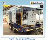 트레일러 유형 변압기 기름 여과 장비 Zym