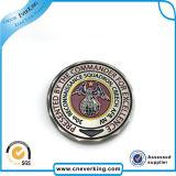 Tampa de capota de papoila Exército Pin emblemas titular com presilha jacaré