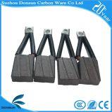 Os Componentes do Motor Eléctrico Industrial Escova de Carvão