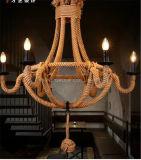 Corde décorative lampe de la poignée de commande pour la maison ou l'hôtel, ce, VDE