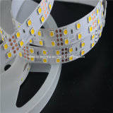 120 LEDs 5050の中立白色光の倍はLEDのストリップを漕ぐ