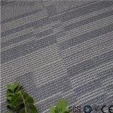 Pavimentazione popolare residenziale della plancia del vinile del PVC del reticolo della moquette