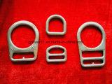 HDGのDリングの鋼鉄安全バックルの持ち上がるマスターの溶接に合う索具のハードウェア