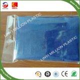 Tratamento UV Blue Silver pronto feito PE oleados com corda de PP e o olhal de alumínio