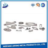 Folha de alumínio OEM com polimento de peças de estamparia de metal