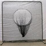 [بورتبل] بايسبول البيسبول ممارسة يضرب شبكة