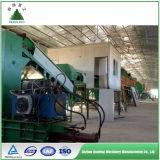 50-400 tonnes d'ordures réutilisant la machine de trier de rebut