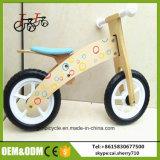 Bicicleta de madeira do balanço de /Wooden da bicicleta das crianças das rodas da fábrica dois de Hebei