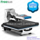 Freesubの昇華Tシャツ(ST-4050)のための平面熱伝達の印字機