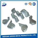 Kundenspezifische Präzision, die Metallclip mit der Passivierung stempelt