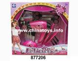 Os brinquedos com novo design para o conjunto de beleza plástica Gril brinquedo (877206)