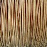 Golden 3 Core 0,75 mm² tissu Cordon tressé