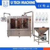 자동적인 2000bph 8-8-3 물병 충전물 기계