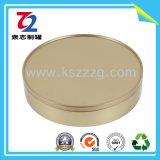 Boîte ronde personnalisée de l'étain peut, de la nourriture de l'étain, le métal de l'étain