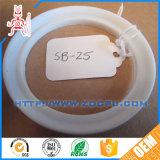 Harter Teflonplastikkappen-Dichtung/Nylonplastikausgleichsscheibe-Dichtung