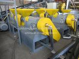 2016 Venta caliente 1000kg. H trituradora de goma, trituradora de neumáticos Xkp-610