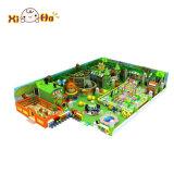 Matériel d'intérieur de cour de jeu de divertissement de stationnement de jeux d'enfants