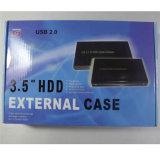 soporte HDD del recinto de 3.5-Inch IDE HDD hasta 1.5tb