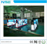 Resistente al agua de mejor venta P2.5 Taxi pantalla LED superior