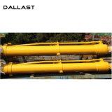 O cilindro da imprensa hidráulica de 150 toneladas para o porto Cranes Jack hidráulico horizontal